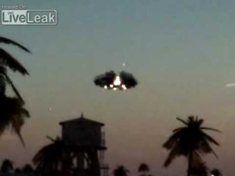 Real UFOs caught on tape
