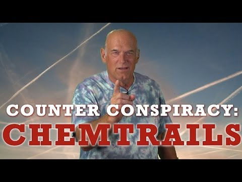 Counter-Conspiracy: Chemtrails | Jesse Ventura Off The Grid – Ora TV