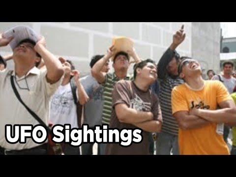 Top 15 Most Believable UFO Sightings