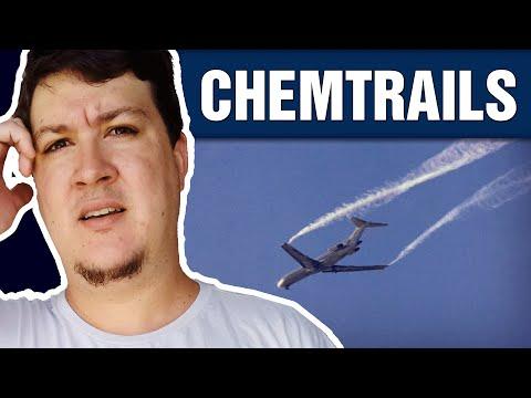 Chemtrails: Tudo o que você Precisa Saber!