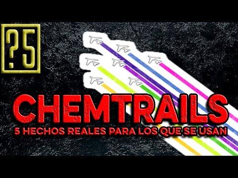 Chemtrails, nos fumigan. 5 hechos reales para los que se usan. [2015]