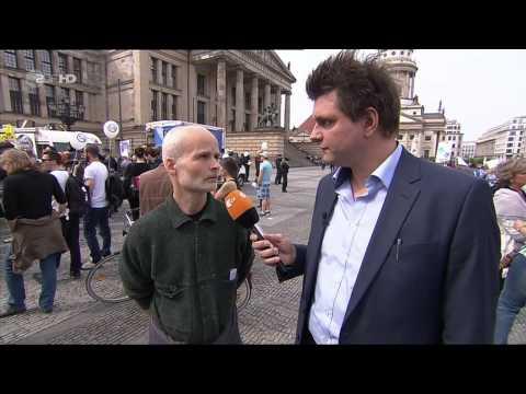 heute show: Deutschland Deine Irren: Chemtrails mit Lutz van der Horst