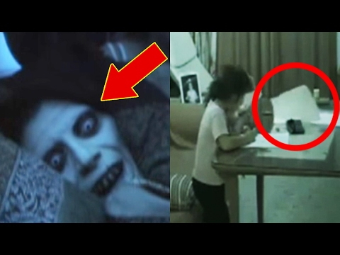 5 Terrifying & Paranormal Things Caught On Camera!