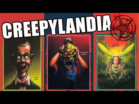 CREEPYLANDIA, CONCURSO PARANORMAL | Historias de terror con el equipo creepy, tu decides quién gana!