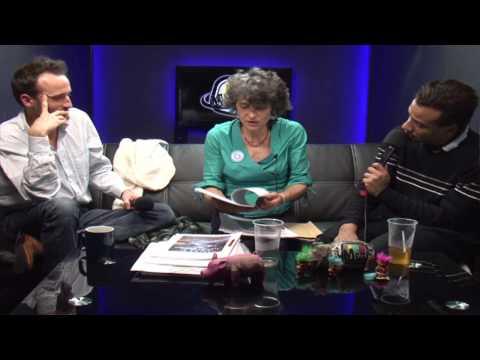 Claire Henrion et  Philippe ACSEIPICA le scandale des chemtrails – Meta TV 1/4