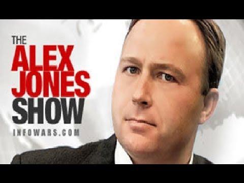 Alex Jones | Word Nazis, Wired Monkey Brains, and LED Mind Control