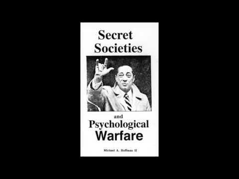Secret Societies & Psychological Warfare – Hour of the Time –  Bill Cooper