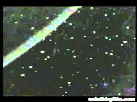 UFO's caught on NASA Tape! Alien wars?