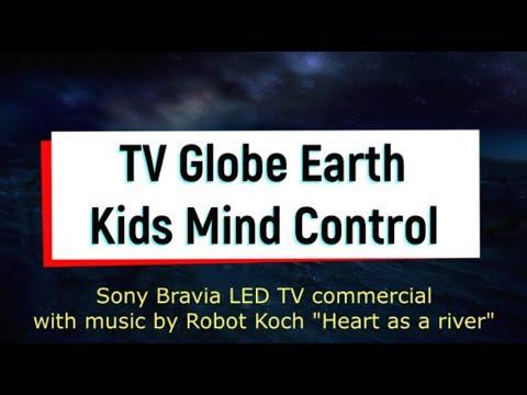 TV Globe Earth Kids Mind Control, Zetetic Flat Earth