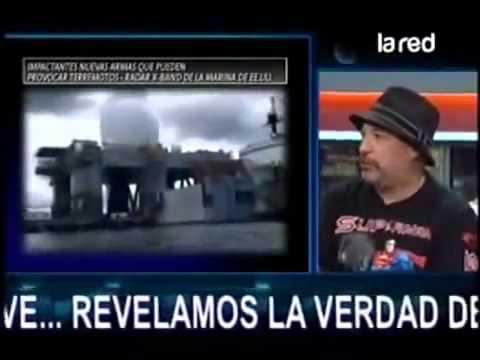 SALFATE   Proyecto HAARP  Arma Capaz de Provocar un Terremoto