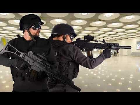 The Underground Alien Battle of Dulce Base