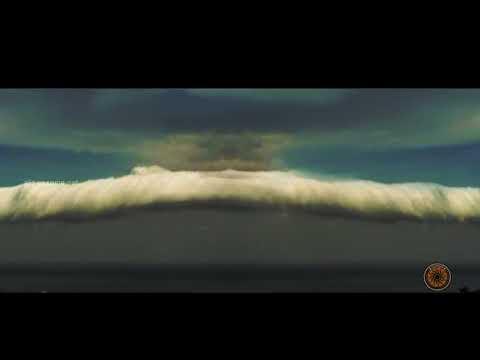 ufo cloud along the sky | UFO Sightings 2017 | UFOs Caught On Tape