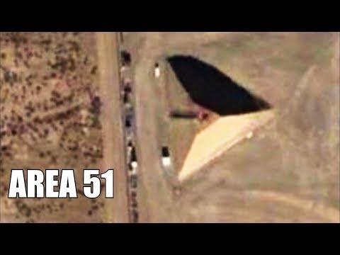 El Misterio de la Pirámide Alienígena del AREA 51