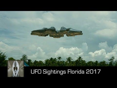UFO Sightings Huge Object Florida