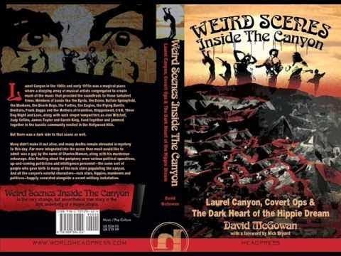 David McGowan on CIA / MK Ultra Mind Control roots of Rock 'n' Roll / Hippie movements