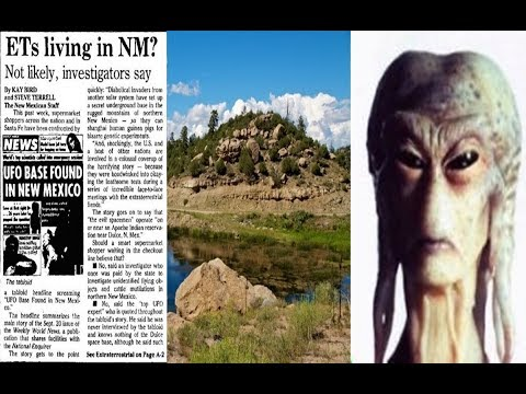 Dulce Base 1979: Aliens Killed 60 Humans in a Shootout