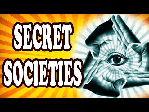 Top 10 Secret Societies