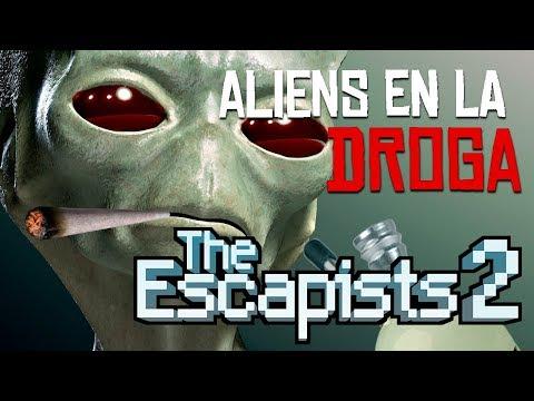 ALIENS EN LA DROGA | THE ESCAPIST 2 Area 51 c/ None y Eruby