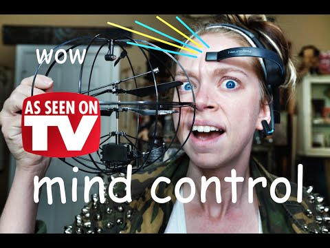 MIND CONTROLLED HELICOPTER – DOES THIS THING REALLY WORK?