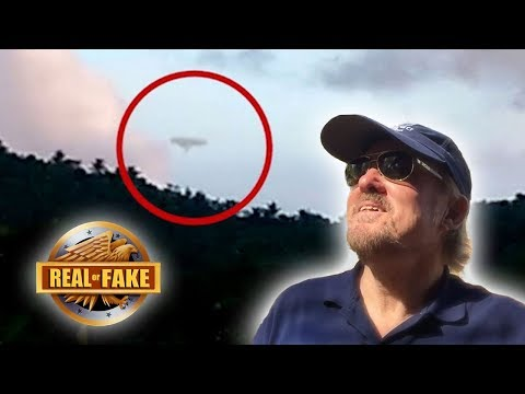 HUGE UFO SIGHTING PHILIPPINES – real or fake?