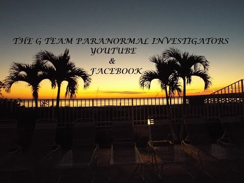 The G Team Paranormal LIVE WITH PATTY