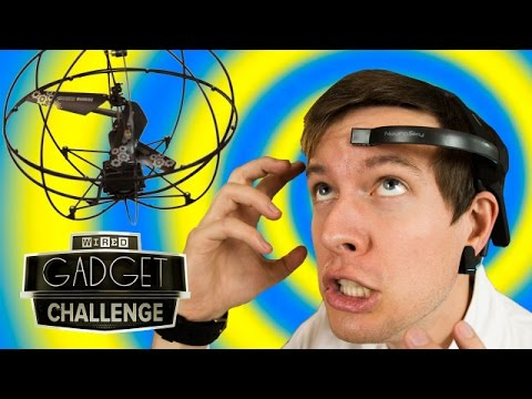 Holiday Gadget Gift Guide: Mind-Controlled Helicopter, littleBits, Ollie | WIRED Gadget Challenge