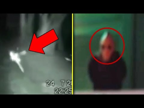 10 Paranormal Creatures Caught On Camera! GHOST & Mysterious Creature