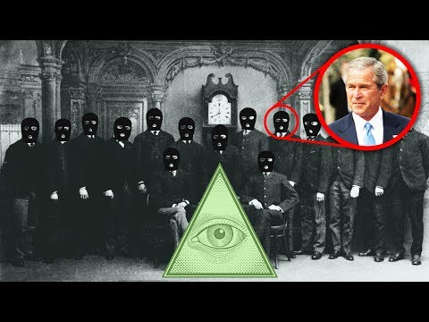 TOP 10 MOST MYSTERIOUS SECRET SOCIETIES IN THE WORLD
