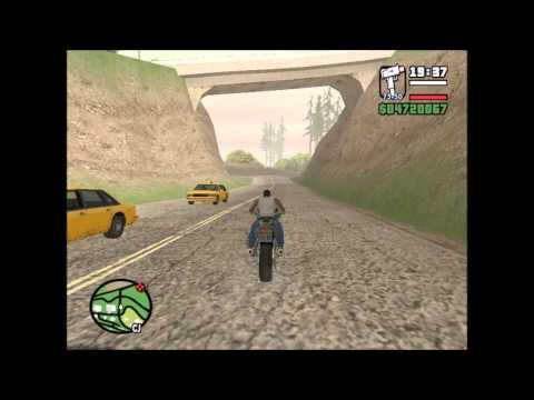 """Como entrar en el """"AREA 51"""" Gta San Andreas"""