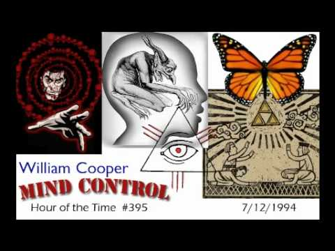 William Cooper – Mind Control
