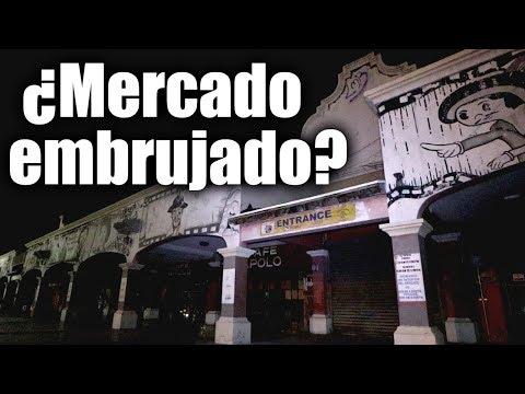 EXPLORANDO MERCADO PARANORMAL!!!!! – ChideeTv