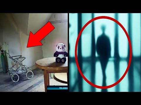 Real Ghost Videos? 15 Ghost Paranormal Encounters Caught On Tape!