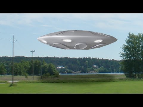 Incredible Alien UFO Sightings Excellent Footage 16th January 2018!!
