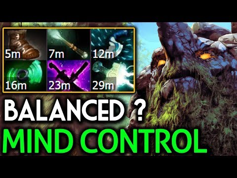 Mind Control Dota 2 [Tiny] What is Balanced? VS Slardar by GH