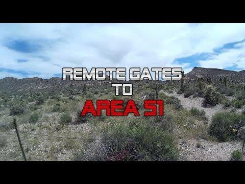 Remote/Secret Gates to AREA 51