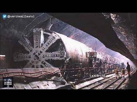 ★ Dulce, la Base secrète souterraine qui cacherait des Extraterrestres…
