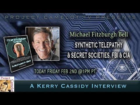 MICHAEL FITZBURGH BELL:  SYNTHETIC TELEPATHY & SECRET SOCIETIES