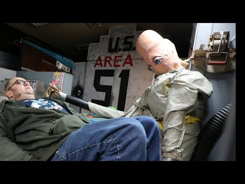 Area 51 – Bizzare Alien Encounters