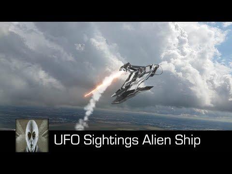 UFO Sightings Alien Ship February 28th 2018