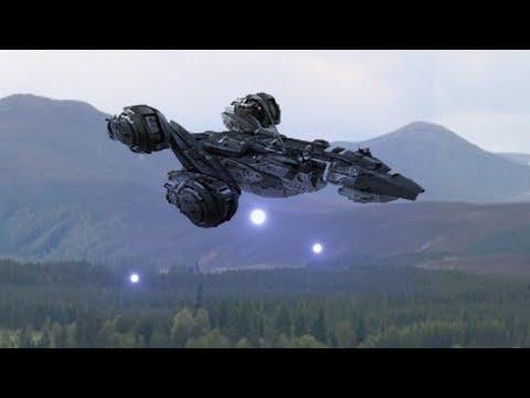 OVNI en Mexico 25/2/2018 / Compilación UFO/OVNIS 2018 / Universo Paranormal