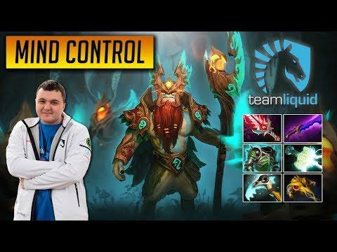 Mind Control Pro Offlane Nature's Prophet – Liquid vs Fnatic – ESL One Dota 2