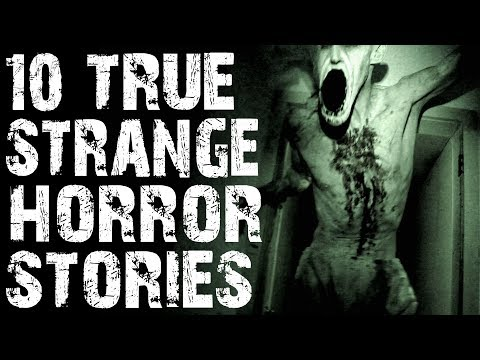 10 TRUE Scary Unexplainable Stories | ( Scary Stories) | Paranormal Video