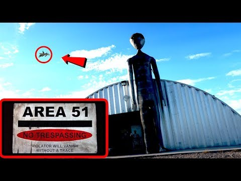 (FLYING AIRCRAFT) AREA 51 ABANDONED BUILDING DISCOVERED!!! (TOP SECRET)