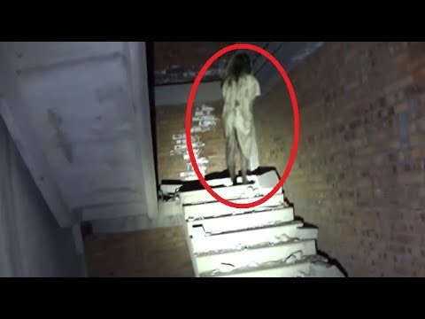 Top 13 scary moments caught on camera 2018. DARK3. Paranormal scary ghost videos. Ghost sightings