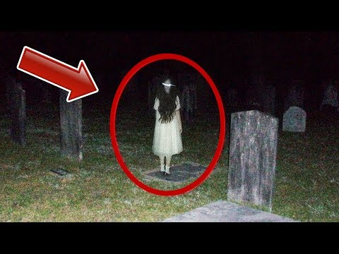 10 Mysterious Paranormal & Unexplained Encounters Caught On Camera