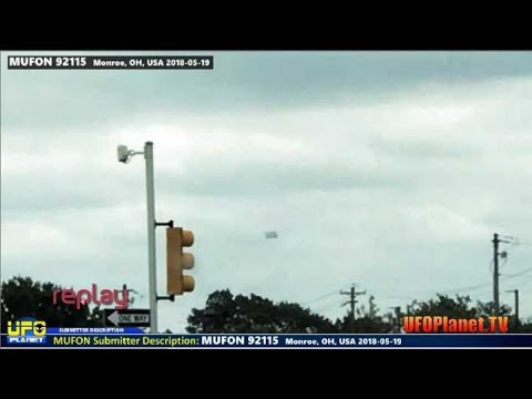 UFO Sightings #130 May 17-20, 2018 – Submissions Compilation