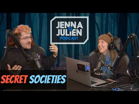 Podcast #180 – Secret Societies