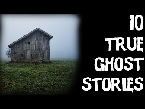 10 TRUE Scary Unexplainable Ghost & Paranormal Stories! (Scary Stories)