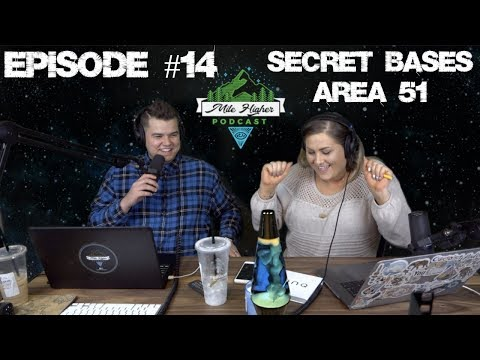 Secret Bases Area 51, Dulce Base,Underwater Base & Hart Family Mystery Crash – Podcast #14