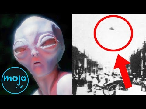 Another Top 10 UFO Sightings